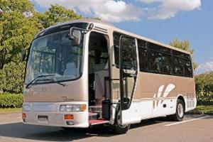 リエッセ スーパーツーリング観光仕様バス 29人乗り ★車種確約★ 禁煙・喫煙指定可能