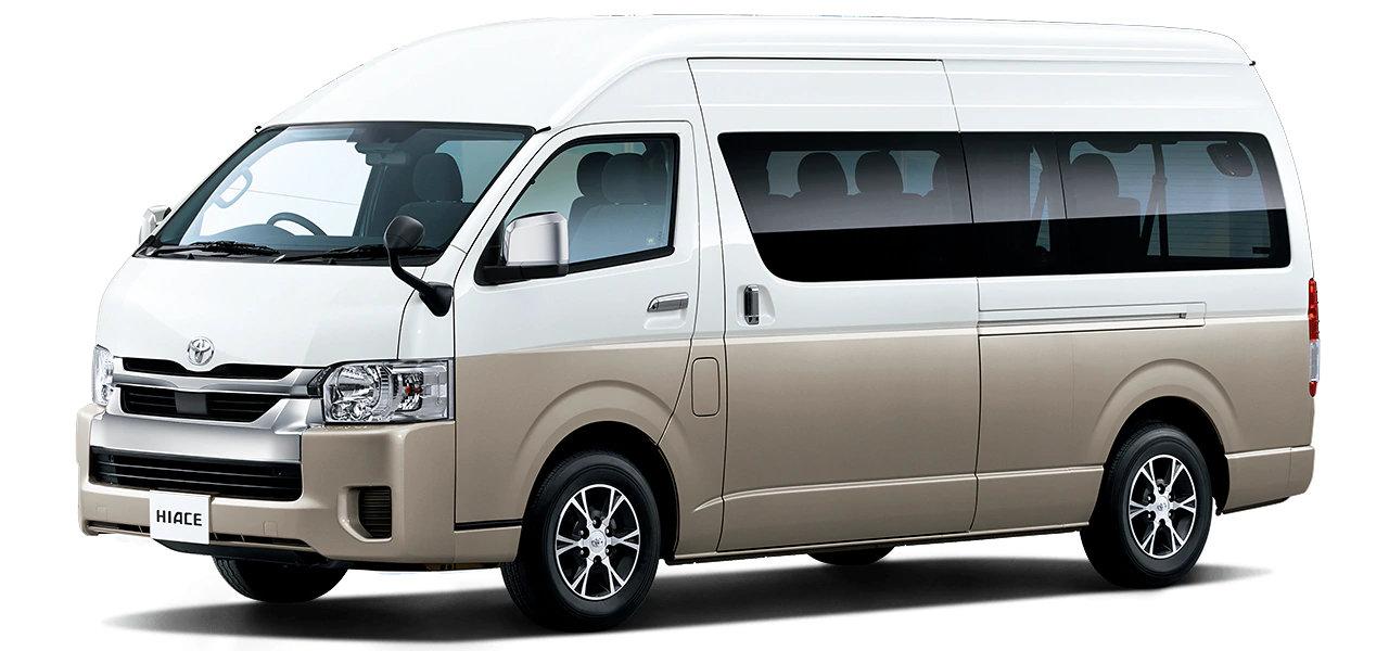 【GoToトラベルキャンペーン!】大勢で移動可能・10名乗ハイエースグランドキャビンプラン【スタッドレスタイヤ標準装備】