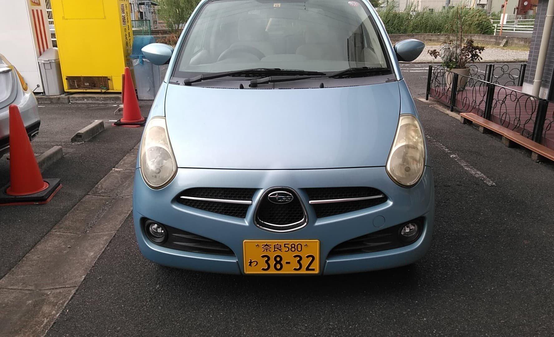 【保険込み!】長期レンタル!可愛い便利な軽自動車で古都・奈良の快適な旅を!
